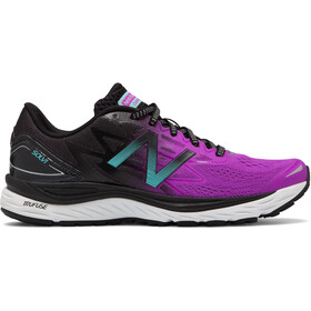 New Balance Solvi Shoes Damen purple/black